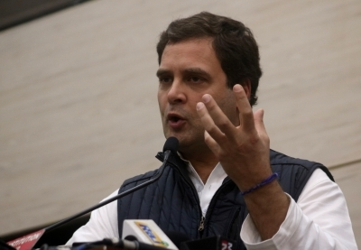 Congress chief meets state in-charges to discuss LS rout