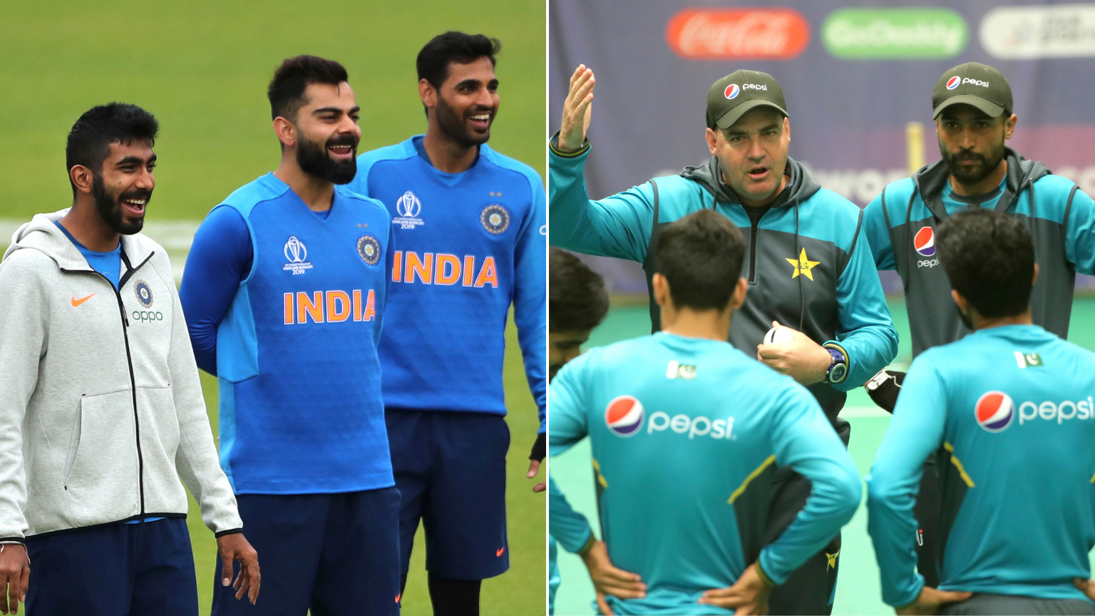 India and Pakistan Evenly Matched Despite the Gulf in Rankings