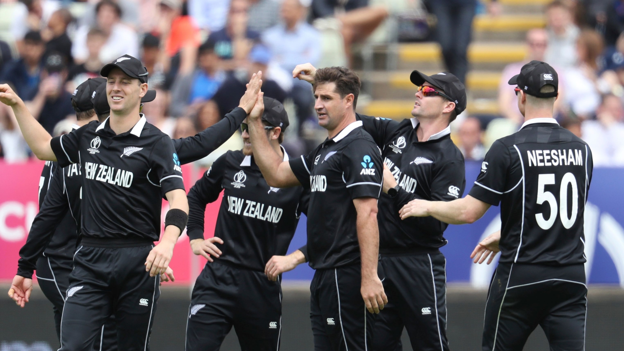 Clinical New Zealand Restrict Struggling South Africa to 241/6