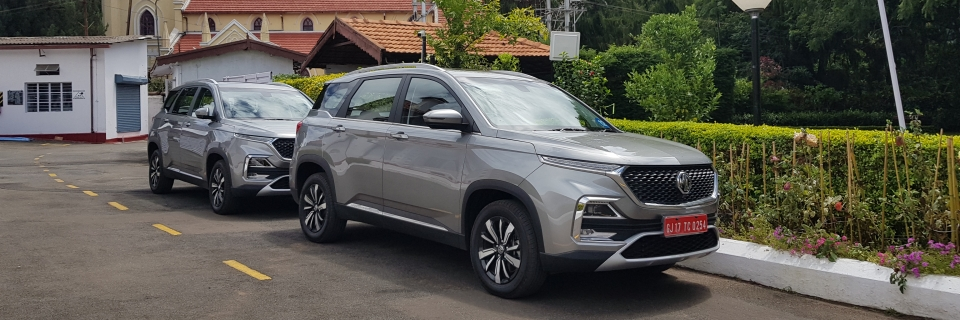 Mg Hector Suv Price In India Mg Hector Launched Compare Variants