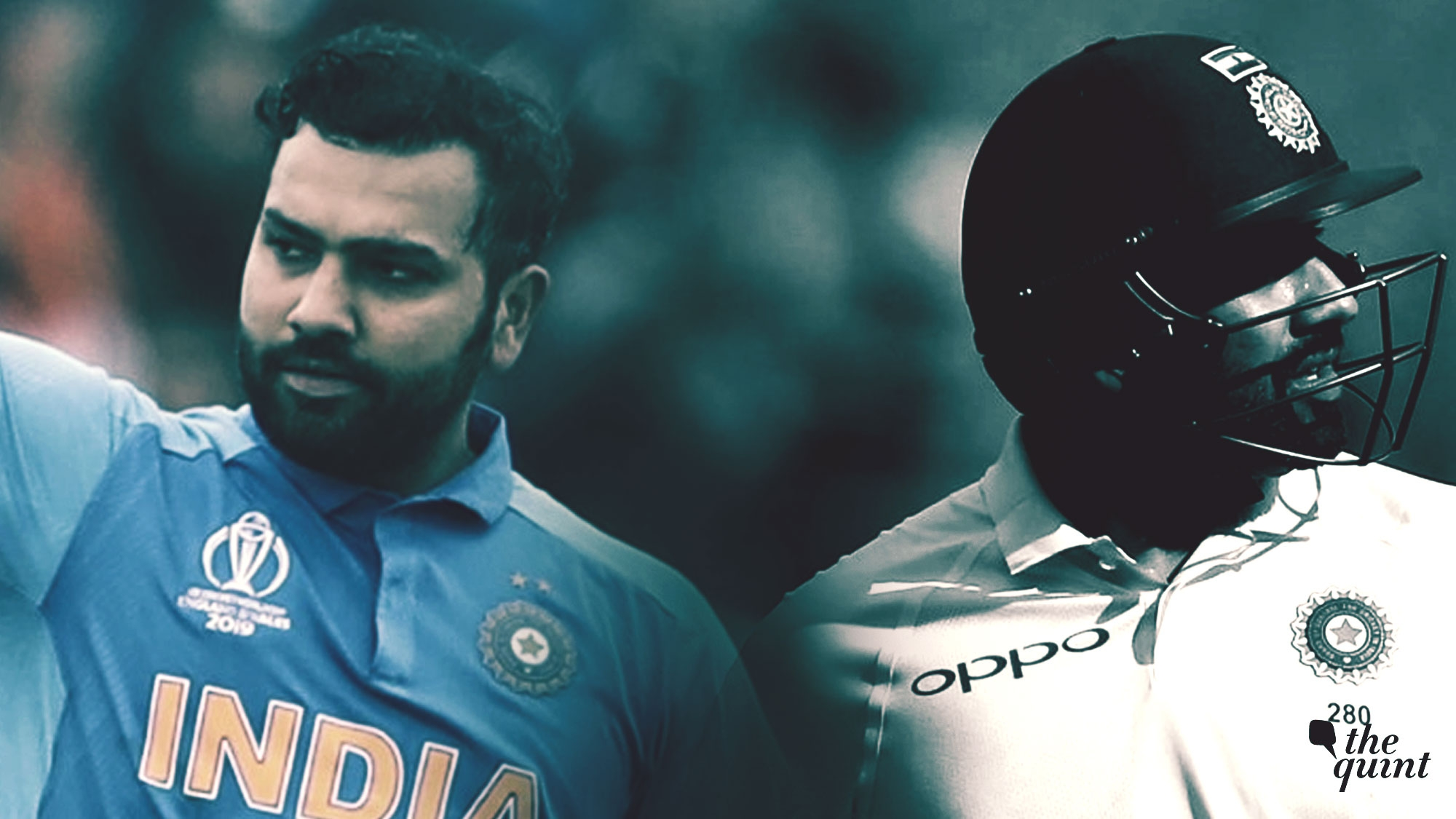 The Curious Case of Rohit Sharma: White-ball Star, Red-ball Victim