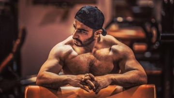 Arjun Kapoor preps for his role in <i>Panipat.</i>