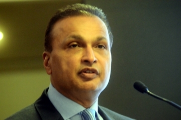 ADAG Group chairman Anil Ambani. (File Photo: IANS)