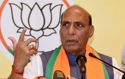 Rajnath Singh named deputy leader in Lok Sabha