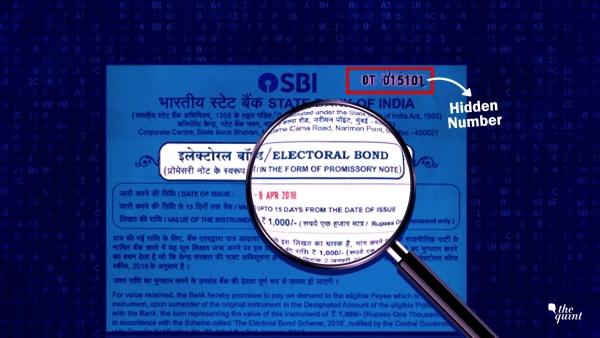 An RTI has revealed that electoral bonds worth over Rs 822 crore were sold for nearly 20 days in the month of May.