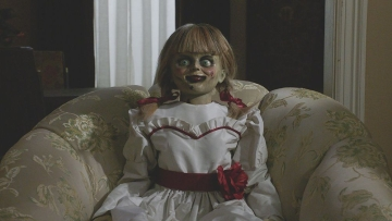 A still from <i>Annabelle Comes Home</i>