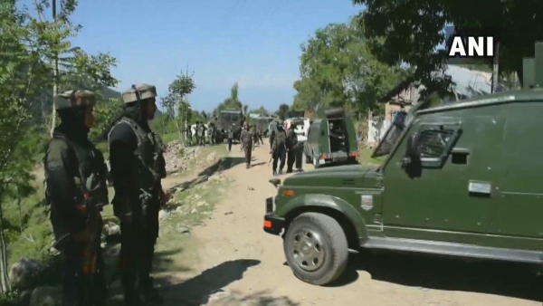 A gunfight broke out between militants and security forces on Wednesday, 26 June in Pulwama's Tral in Jammu and Kashmir.