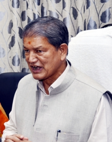 Uttarakhand Chief Minister Harish Rawat. (File Photo: IANS)