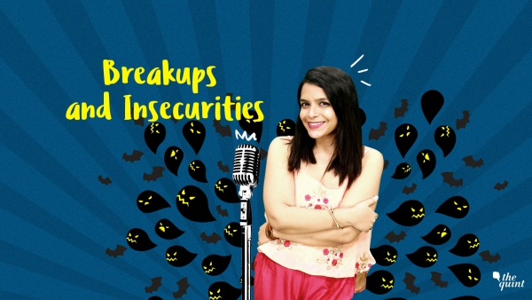 Breakups trigger our inner insecurities