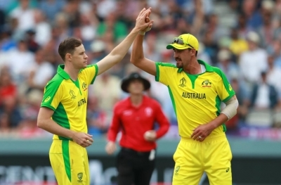 Australia to play for top spot against Proteas