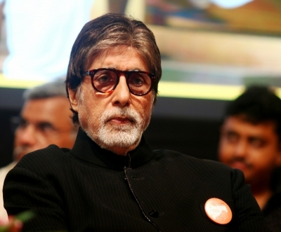 Use of prosthetics not that easy: Amitabh Bachchan