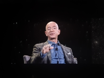 Bezos' divorce finalizes, MacKenzie walks away with $38bn