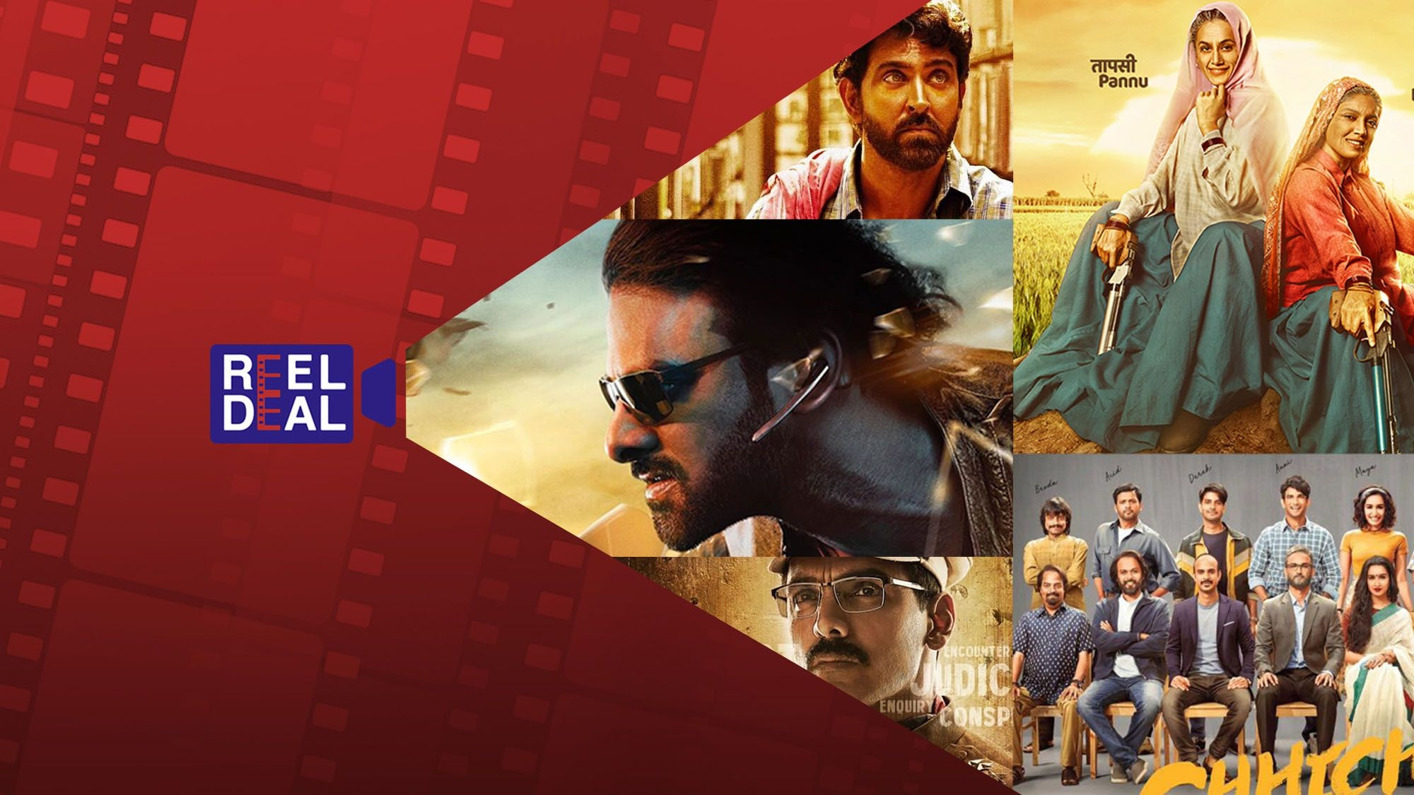 Reel Deal: Bollywood Films to Look Forward to in 2nd Half of 2019