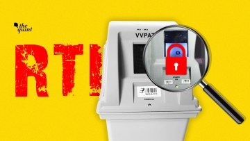 The Election Commission of India has misled the public in its RTI reply to The Quint by refusing to share the VVPAT slip count during the Lok Sabha Election 2019.