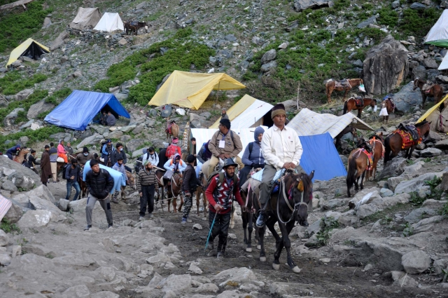 Over 1.5 lakh pilgrims from across the country have so far registered themselves for the 46-day long pilgrimage