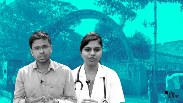 Govt doctors in Bengaluru are reeling under long working hours and a constant fear of backlash from patients.