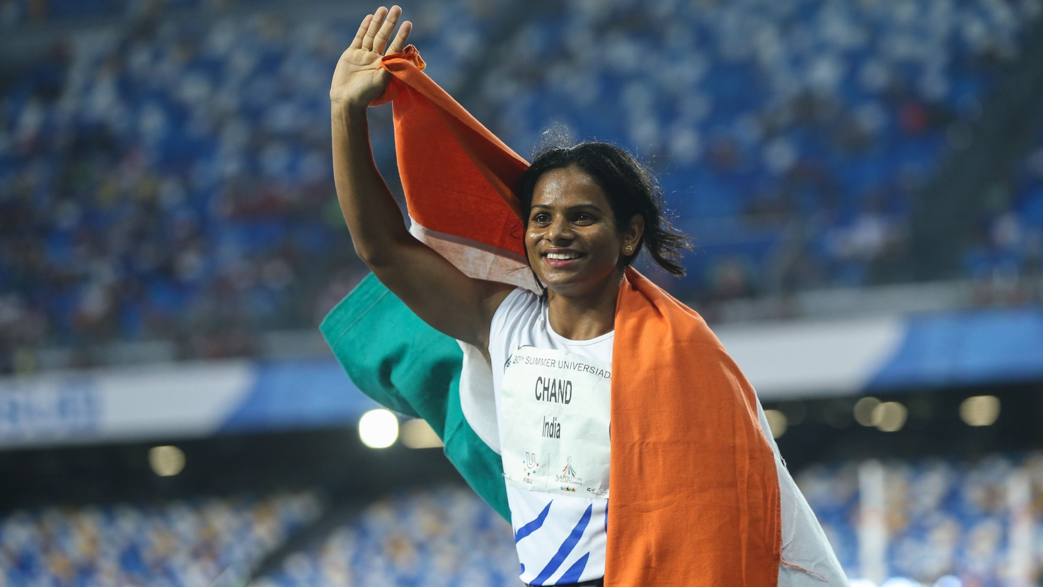 Want to Tell My Critics that I am Not Finished Yet: Dutee Chand