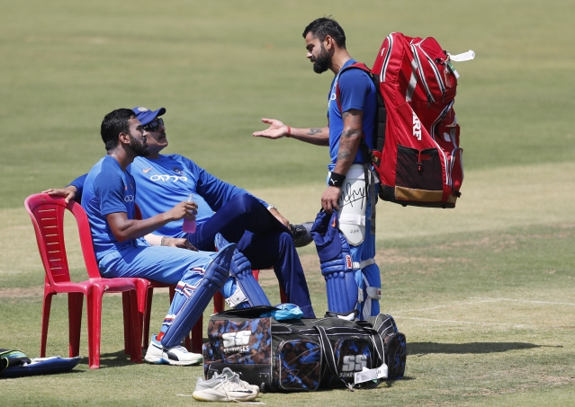 According to the news report, Virat Kohli is seen to be partial towards KL Rahul by members of the team.
