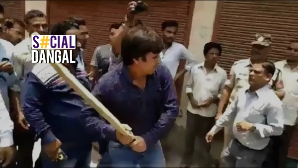 Kailash Vijayvargiya's son Akash was arrested for assaulting a public official with a cricket bat.
