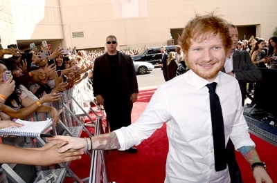 Ed Sheeran's unveils project with all-star line-up