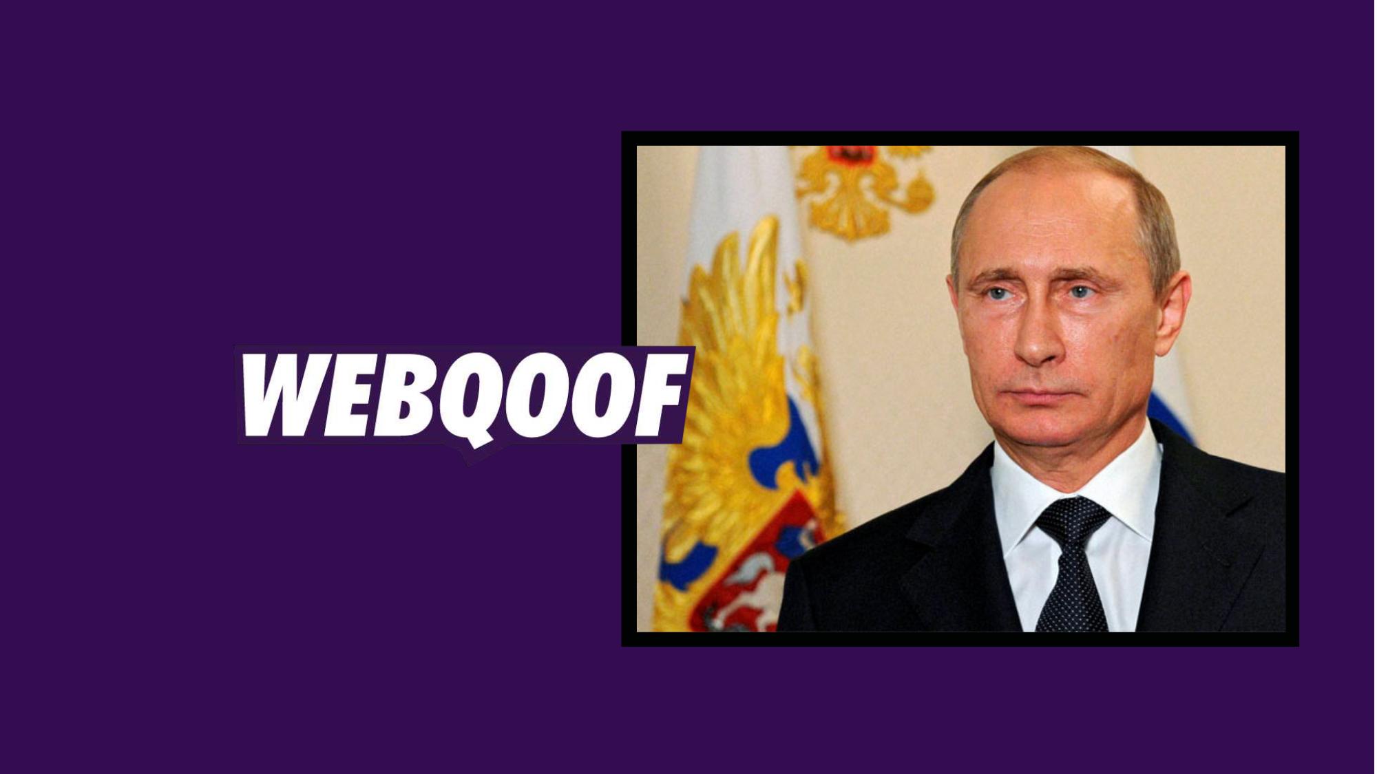 No, Vladimir Putin Didn't Deliver 'Anti-Minority Speech' in Russia