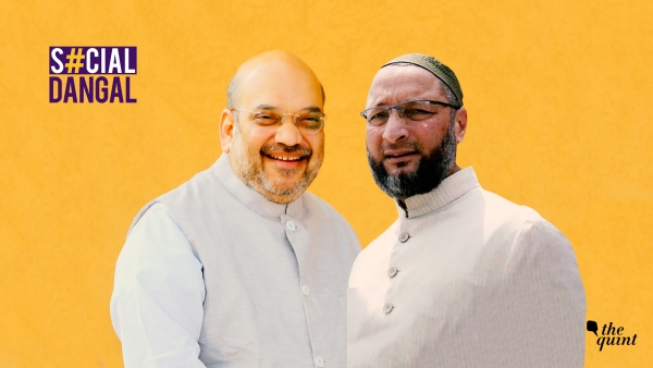 The NIA Bill led to a heated debate between Amit Shah and Asaduddin Owaisi.