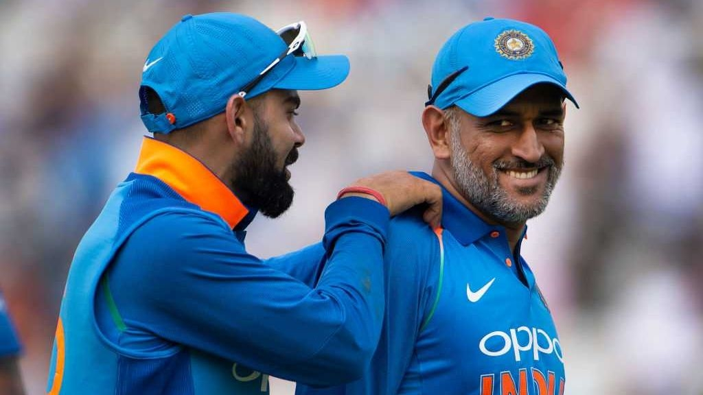 'You've Been a Big Brother': Kohli Wishes Dhoni on His Birthday
