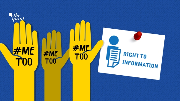 RTI Reveals Govt Dissolved #MeToo Panel, Survivors 'Shocked'