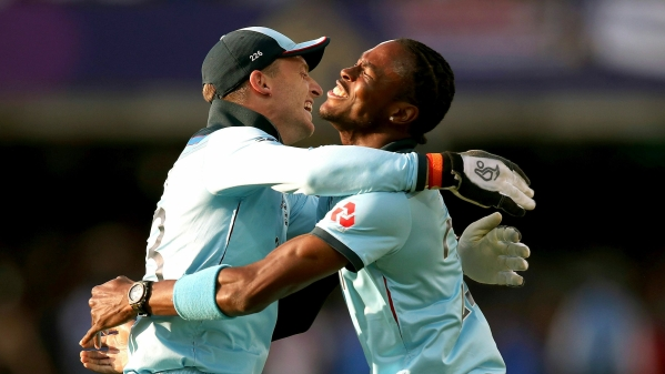 Born in Barbados, Jofra Archer qualified to play for England only this year.