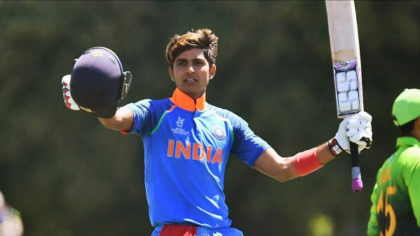 File picture of Indian cricketer Shubman Gill.
