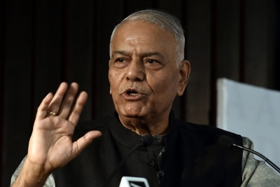Yashwant Sinha laments steady erosion of Indian institutions