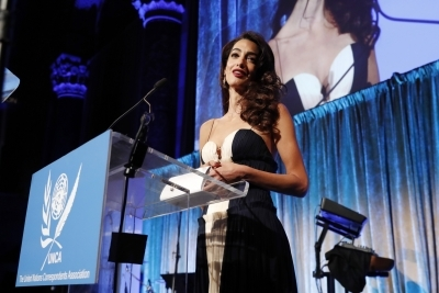 Amal Clooney to lead defence team of Duterte critic