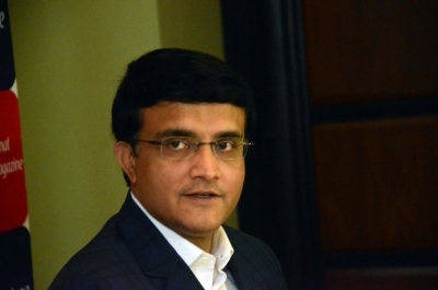 Sourav Ganguly debuts on Instagram on his 47th b'day