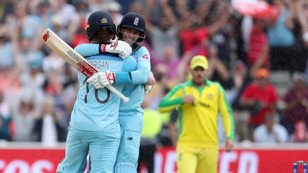 England will play New Zealand in the final at Lord's on Sunday, 14 July.