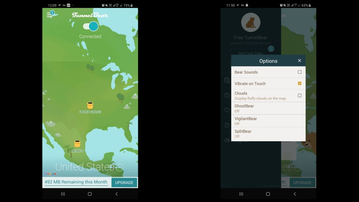 Madison : How to get free mobile data vpn