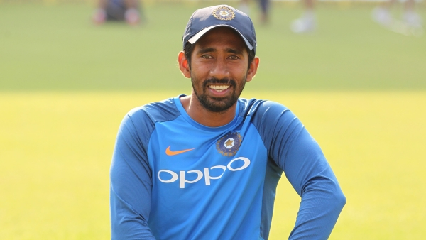 Wriddhiman Saha is making a comeback after injuring himself during India's tour of South Africa in 2018.