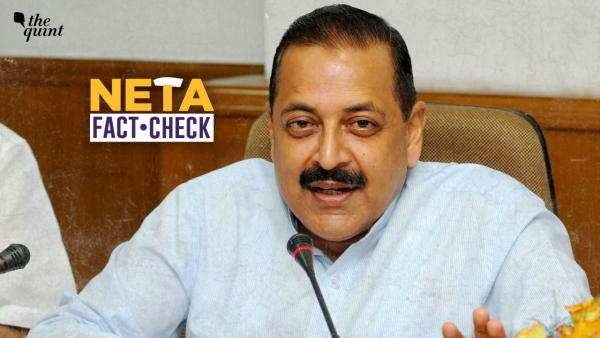 Minister of State for the Prime Minister's Office, Jitendra Singh, claimed in the parliament that Modi government brought RTI online.