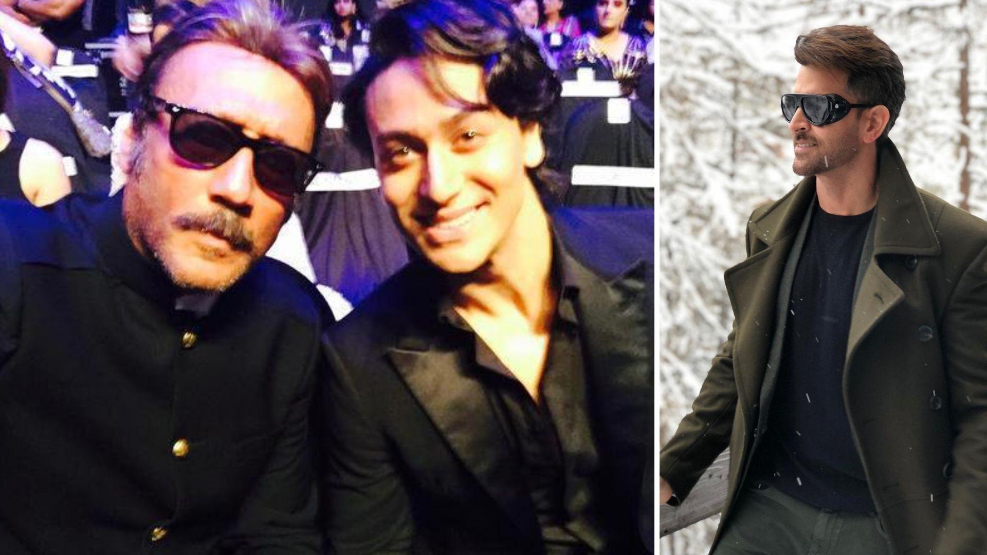Hrithik Took Care of Tiger on 'King Uncle' Set: Jackie Shroff