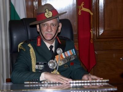 Future wars would be more violent, unpredictable: Gen Rawat