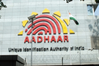 Centre's response sought on plea for linking property to Aadhaar