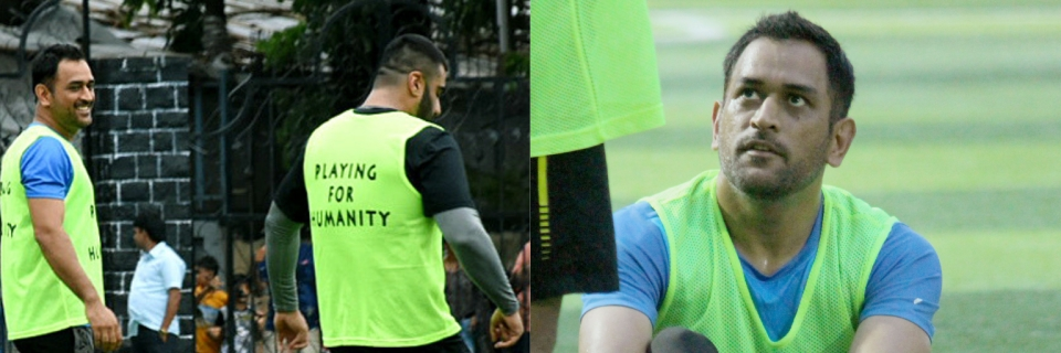Photos: MS Dhoni Plays Football With Bollywood Stars in Mumbai