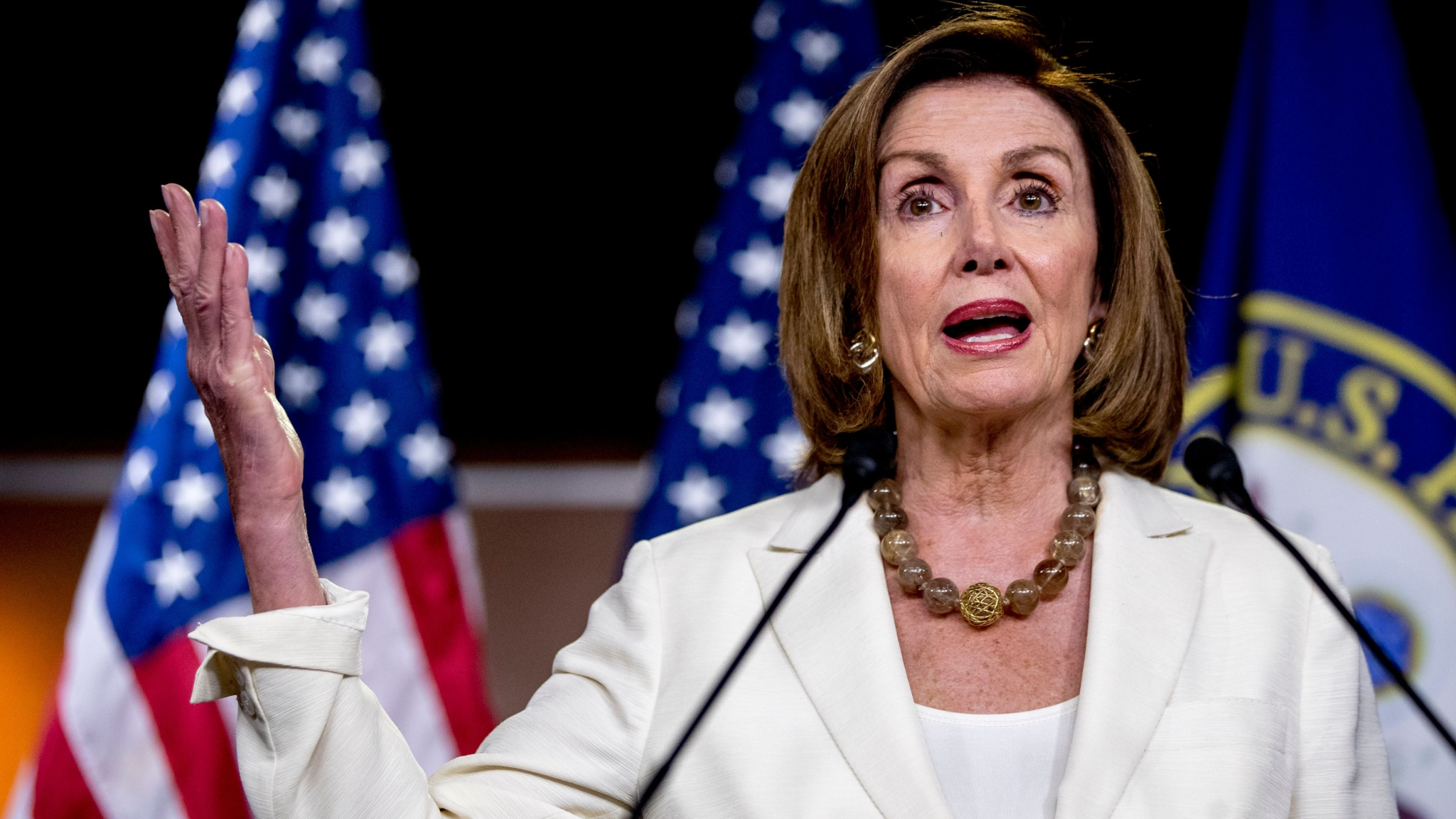 Mahatma Gandhi's 'Satyagraha' Valuable to US: Nancy Pelosi