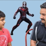 The Ultimate Avengers Challenge: Kids vs Oldies