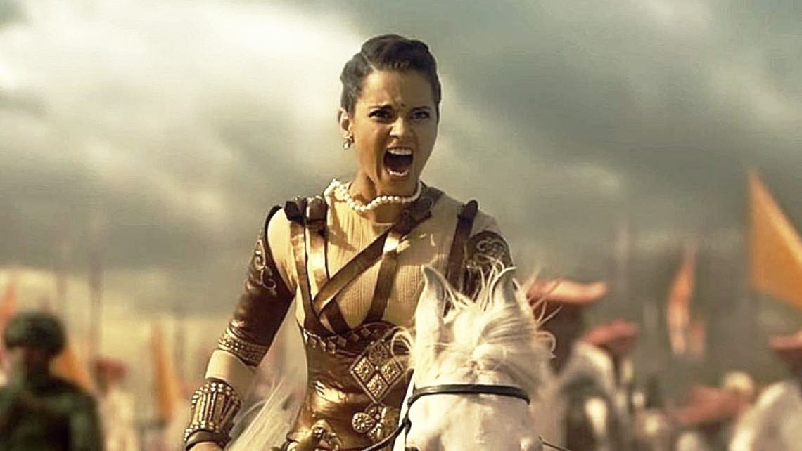 Dear Kangana Ranaut, A Gentle Reminder - You Are Not Manikarnika
