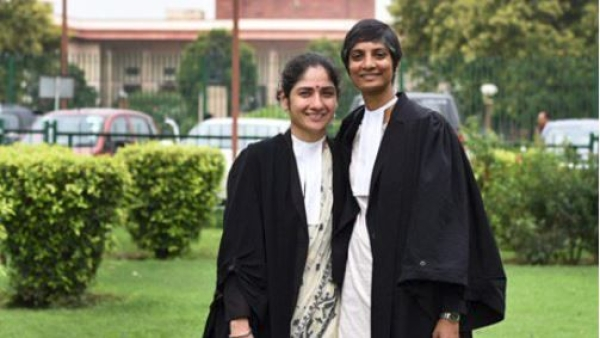 Lawyers Behind Historic Section 377 Verdict Come Out as a Couple
