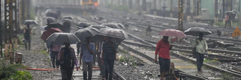 Mumbai Rains LIVE Updates, Weather Forecast Today and