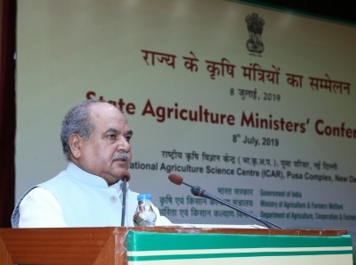 Late monsoon worrying, will work with states: Agriculture Minister