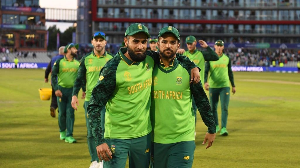South Africa Give Fitting Farewell to Imran Tahir & JP Duminy