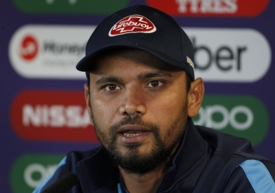 Mortaza remains captain as Bangladesh name squad for SL tour