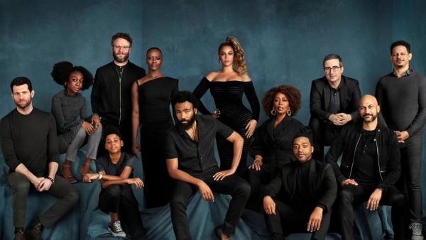 Donald Glover, Beyonce and John Oliver are among the cast of the 2019 live-action remake of <i>The Lion King</i>.